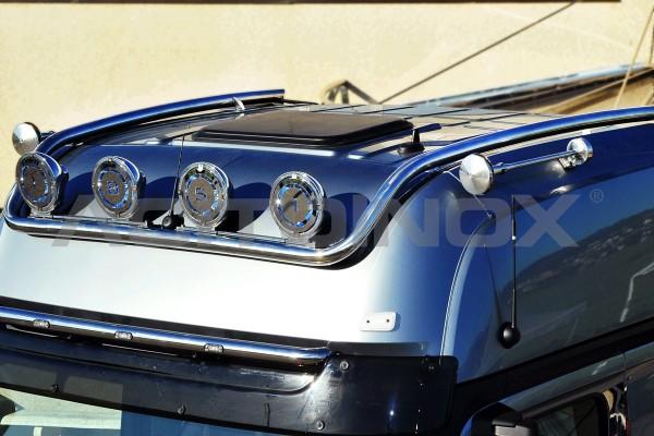 Barra Portafari modello Lungo | Mercedes Actros Mp4