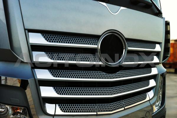 UPPER MASK KIT   Mercedes Actros Mp4