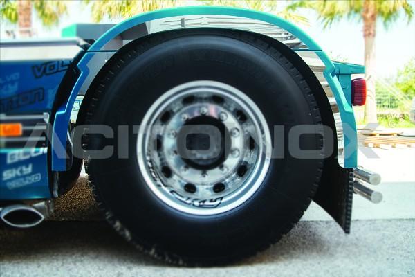 Rear fender application | Volvo FH4