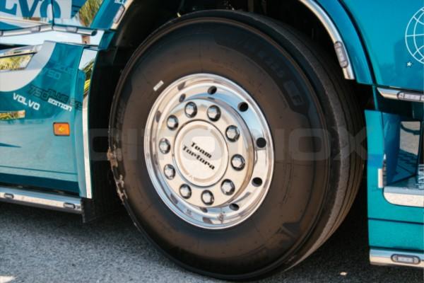 Applicazione parafango anteriori | Volvo FH4