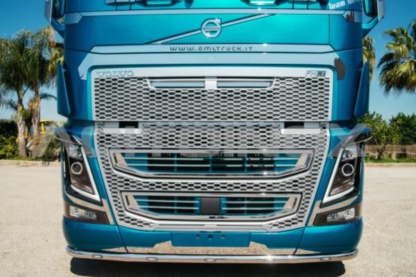 Applicazioni fascia mascherino superiore | Volvo FH4