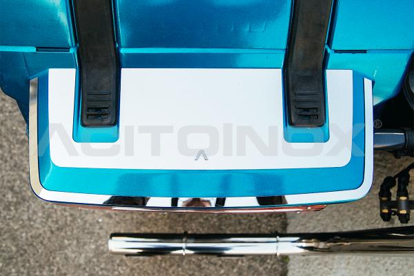 Applicazioni fascia mascherino superiore   Volvo FH4
