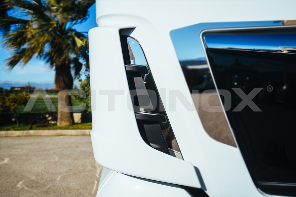 Applicazioni interno carena   Man TGX Euro 6