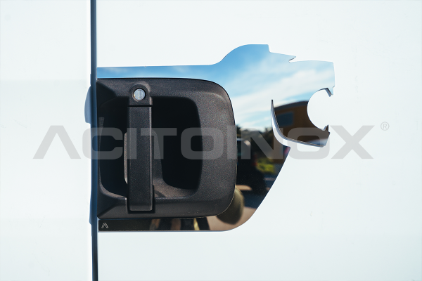 Coppia applicazioni interne prese d'aria | Man TGX Euro 6