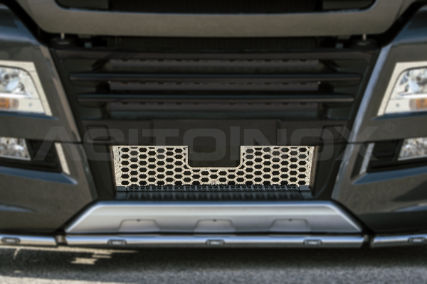 LOWER RADIATOR GRID | MAN TGX Euro 6