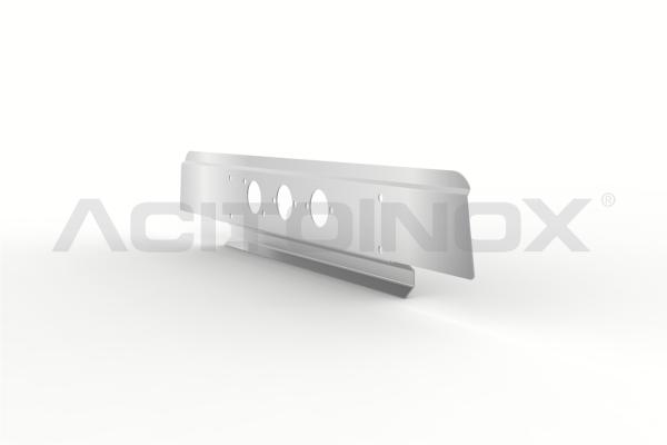 Headlight frame and fog light kit | Man TGX Euro 6