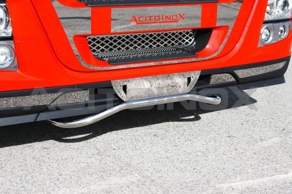 Porta Targa 40   Iveco Hi-Way