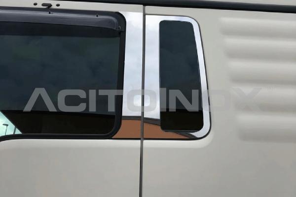 Applicazione piantone sportello con cornice posteriore |Man TGX