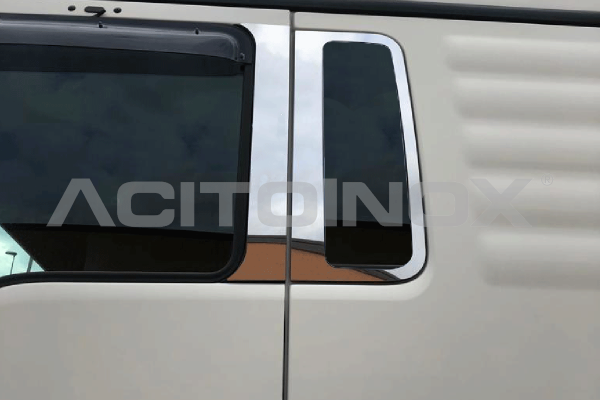 Door lining kit with rear frame application | Man TGX