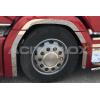 Applicazione parafango anteriore adatto per Scania R NG paraurti piccolo