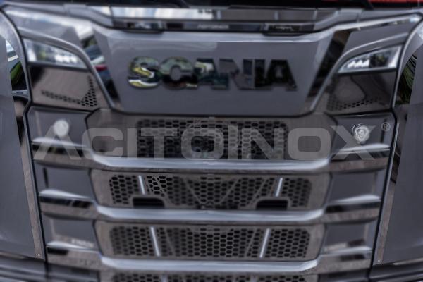 Mask side bands applications Scania S NG