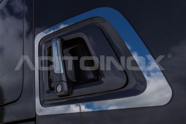 Coppia contorno maniglia | Scania S/R NG