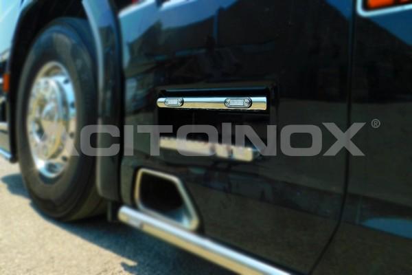 Tubo pedaliera carena 40 | Adatto per Scania Serie S/R - NG