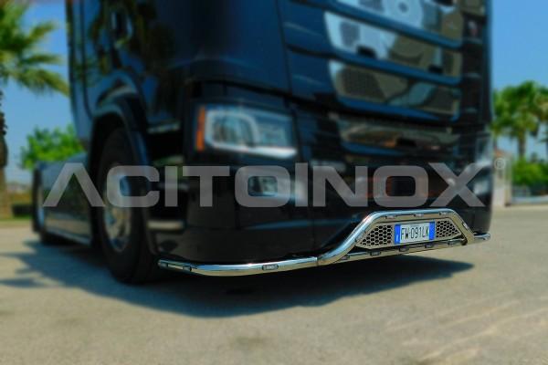 Barra Portatarga 60   Adatto per Scania Serie S/R - NG