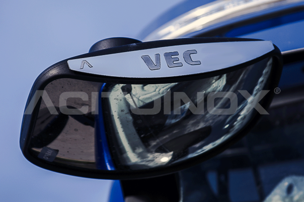 Coppia frontalini specchio Iveco Stralis Hi-Way/ Eurocargo 2015