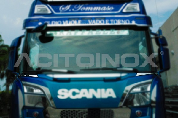 Windshield side applications | SCANIA NG SR