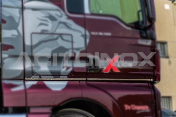 Cab side profiles | Man TGX Euro 6