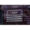 Rear cabin applications | Man TGX Euro 6