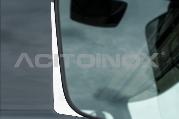 Applicazione piantoni sportello | Mercedes Actros Brutale