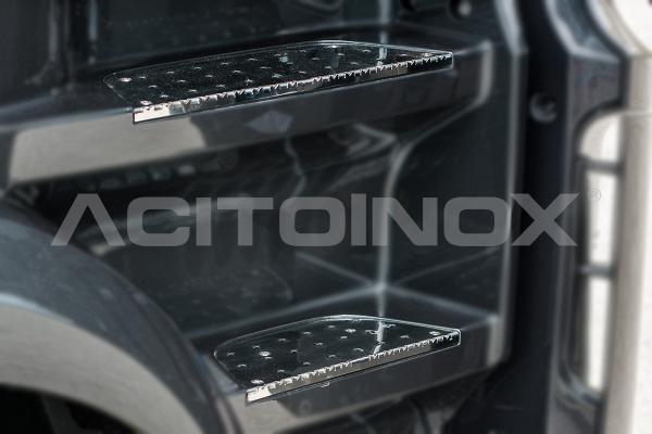 Kit gradini cabina | Mercedes Actros Brutale