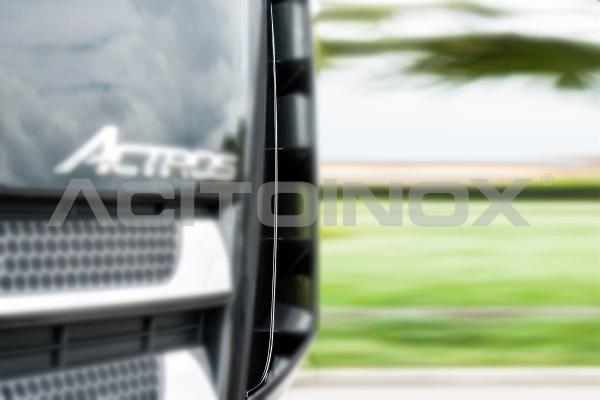 Applicazione interno prese d'aria | Mercedes Actros Brutale