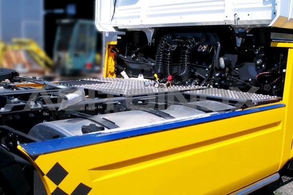 Coppia Copri Carena | Renault Magnum
