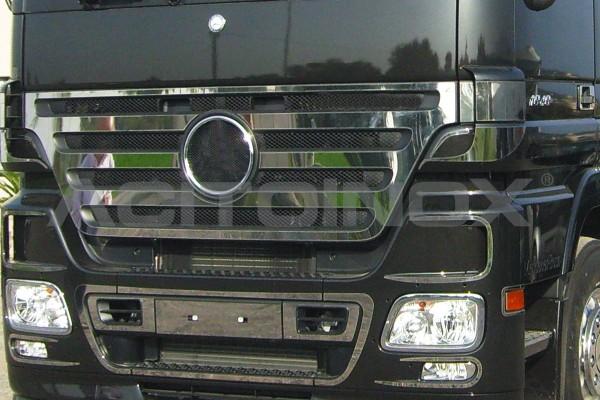 Mascherino fasce larghe | Mercedes Actros Mp3