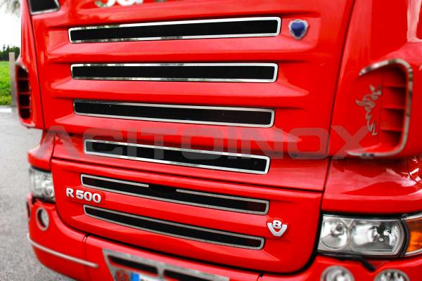 Applicazioni cornici mascherino | Adatto per Scania R