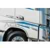 Profilo superiore parafango   Volvo FH 2020