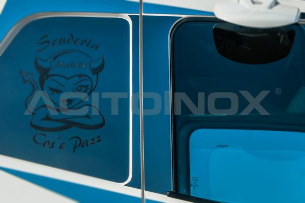 Piantone sportello | Volvo FH 2020