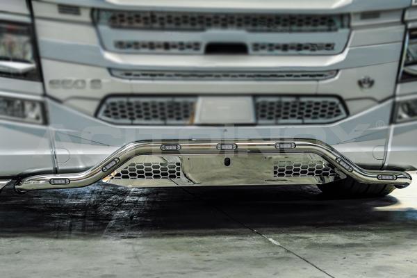 Barra portatarga 60 paraurti medio   Adatto per Scania NG serie S