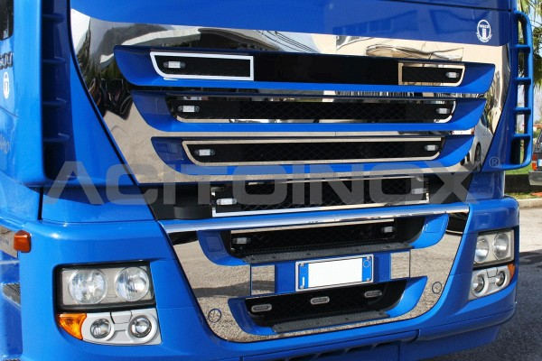 Mask application | Iveco Stralis Cube