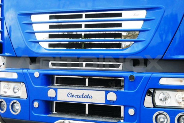 MASK APPLICATION | Iveco Stralis