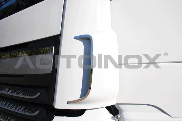 Coppia applicazioni per presa d'aria inferiore   DAF XF 106 Euro 6