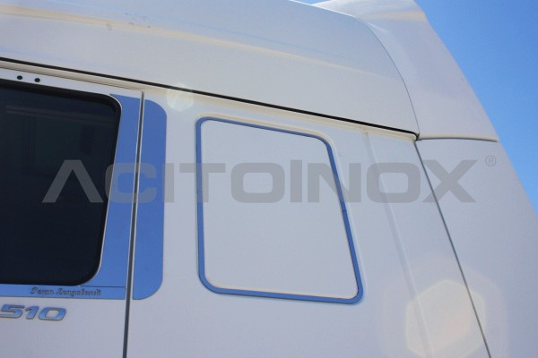 Applicazione Cabina Laterale | DAF XF 106 Euro 6