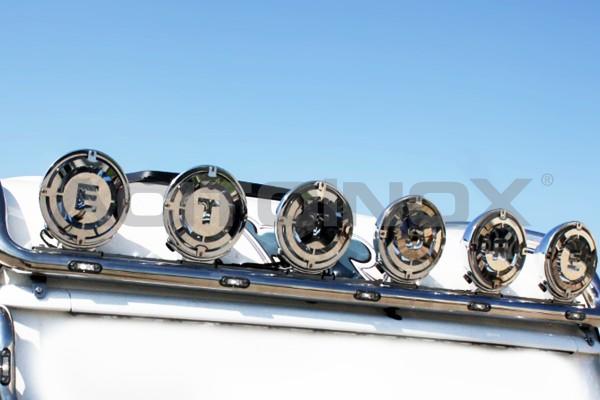 Customizable light cover for Hella headlight | Acitoinox