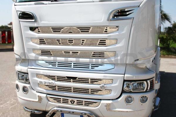 Maschera V8   Adatto per Scania New R e Streamline