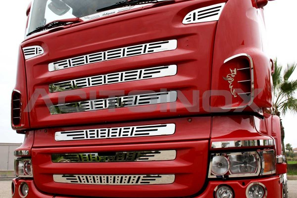 "Mask application ""Tiger"" design 