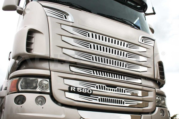 Mascherino Tiger Mask | Scania New R, Streamline