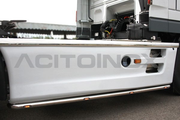 SIDE PROTECTION BAR - RIGHT SIDE | DAF XF 105