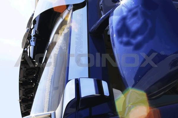 Applicazioni piantoni vetro + cerniera | Adatto per Scania R, New R, Streamline