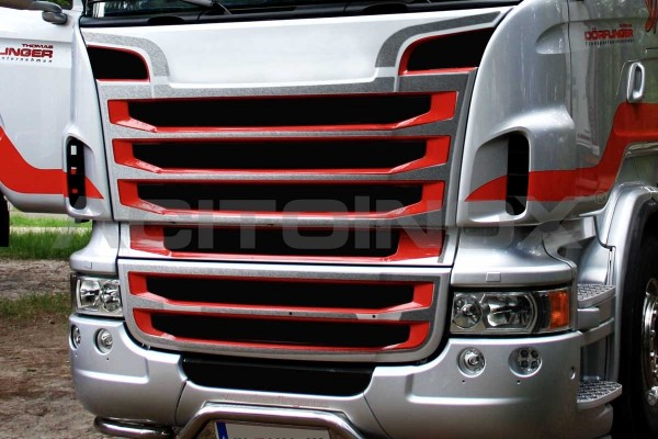 Mascherone | Adatto per Scania New R, Streamline