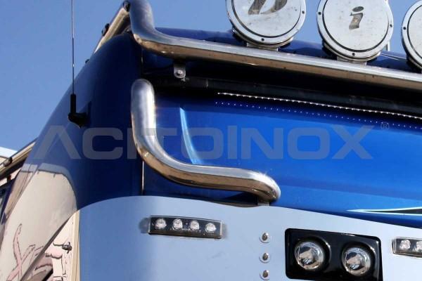 Coppia Baffetti Cabina | Adatto per Scania L, R, New R