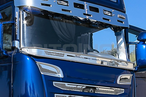 "Barra Protezione Spazzole ""illusion"" 