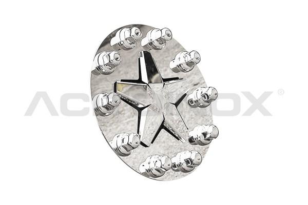 Coprimozzo anteriore 5 razze | ACITOINOX