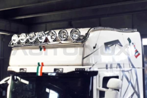 Barra portafari - modello extra lungo | Adatto per Scania L, R, New R, Streamline