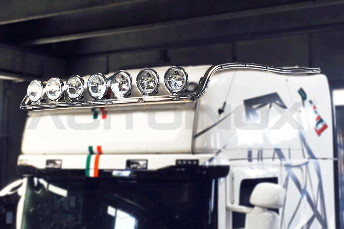Roof light bar extra long version scania l r new r streamline roof light bar extra long version suitable for scania l r new aloadofball Choice Image