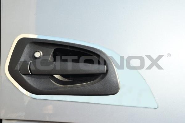 Coppia Contorno Maniglia   Mercedes Actros Mp4