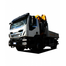 Accessories for IVECO TRAKKER