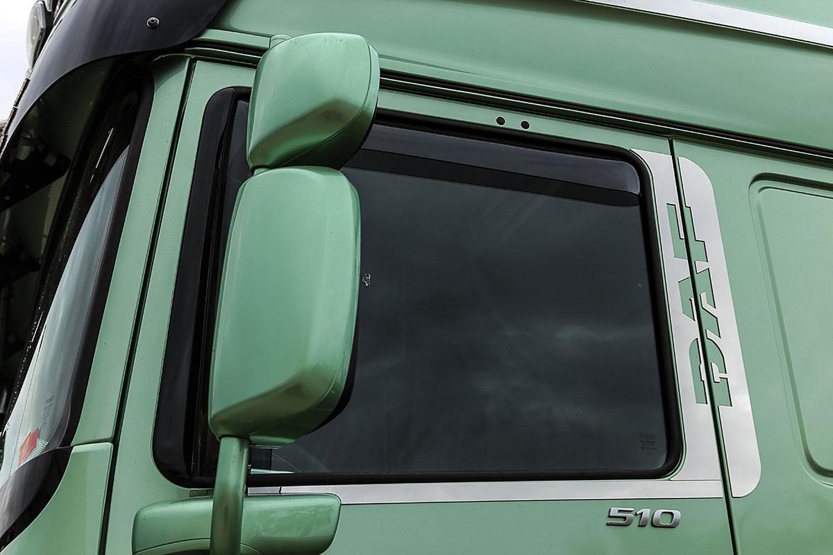 personalizzazione laterali camion